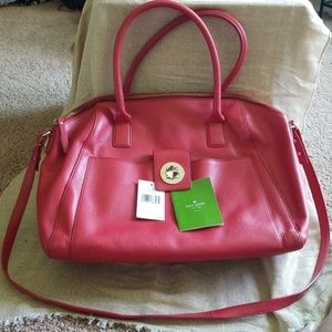Kate Spade Leather Chrystic street purse